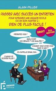 Accentsonline.fr Passer avec succès un entretien pour intégrer une grande école ou un bon master 2 : rien de plus facile! Image