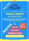 Alain Piller - Probas à densité Tle ES, L.