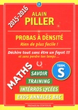 Alain Piller - Probas à densité Tle S.