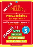 Alain Piller - Probas discrètes - Term. S.