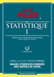 Alain Piller - Statistique - Tome 1.