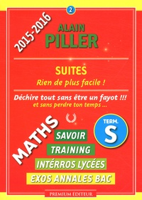 Alain Piller - Suites Tle S.