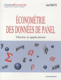 Econométrie des données de Panel - Théories et applications.pdf