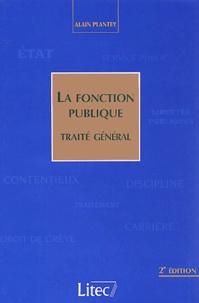 La fonction publique. Traité général, 2ème édition.pdf