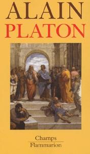 Alain - Platon.