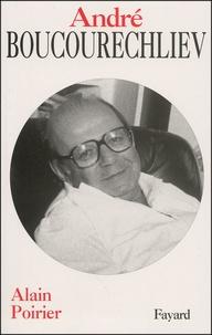 Alain Poirier - André Boucourechliev.