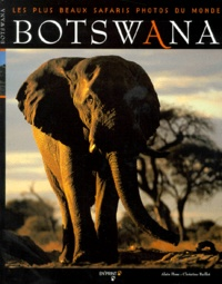 Alain Pons - Botswana.