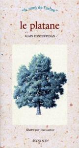 Alain Pontoppidan - Le platane.