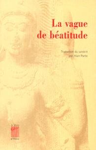 Alain Porte - La vague de béatitude.