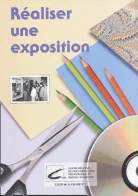 Alain Porte - Réaliser une exposition.