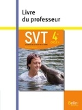 Alain Pothet et Samuel Rebulard - SVT 4e - Livre du professeur.
