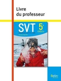 Histoiresdenlire.be SVT 5e - Livre du professeur Image