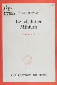 Alain Prévost - Le chalutier minium.