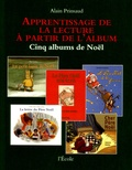 Alain Prinsaud - Cinq albums de Noël.