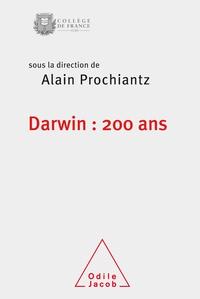 Alain Prochiantz - Darwin : 200 ans.