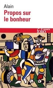 Propos sur le bonheur -  Alain | Showmesound.org