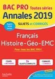 Alain Prost et Michel Corlin - BAC PRO Français Histoire-Géo-EMC.