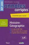 Alain Prost - Histoire-Géographie BEP Tous secteurs.