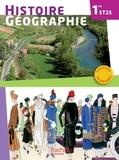 Alain Prost et Joël Dubos - Histoire-Géographie Education Civique 1er ST2S.