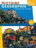 Alain Prost et Nathalie Beriou - Histoire-Géographie-Education civique 1re STMG.