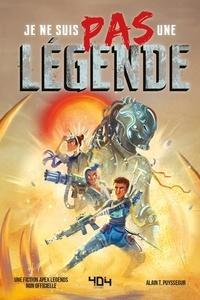 Alain Puyssegur - Je ne suis pas une légende - Une fiction Apex Legends non officielle.