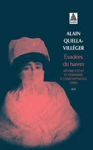 Evadées du harem - Affaire dEtat et féminisme à Constantinople (1906).pdf