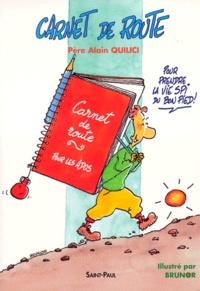 Alain Quilici - Carnet de route.