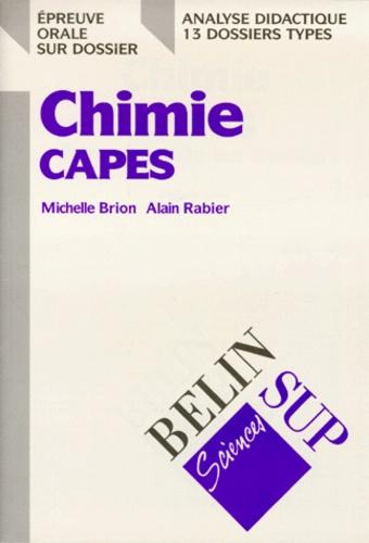 Alain Rabier et Michelle Brion - .