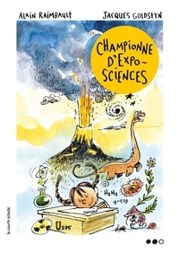 Alain Raimbault et Jacques Goldstyn - Championne d'Expo-sciences.