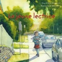 Alain Raimbault - La jeune lectrice.