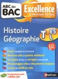 Alain Rajot et Frédéric Fouletier - Histoire Géographie Tle L-ES.