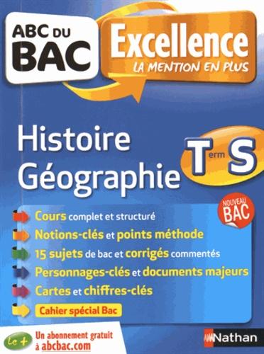 Alain Rajot et Frédéric Fouletier - Histoire Géographie Tle S.