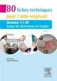 Alain Ramé et Philippe Delpierre - 80 fiches techniques pour l'aide-soignant - Modules 1 à 8.