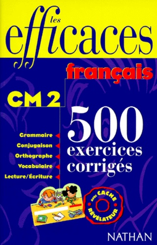 Francais Cm2 500 Exercices Corriges