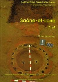 Alain Rebourg - Saône-et-Loire - 71/4.