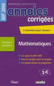 Mathématiques BEP Sceteurs tertaires - Alain Redding |