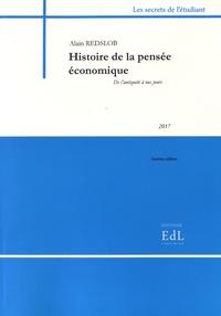 Deedr.fr Histoire de la pensée économique - De l'Antiquité à nos jours Image