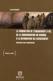 Alain Renard - La prohibition de l'engagement à vie, de la condamnation du servage à la refondation du licenciement - Généalogie d'une transmutation.