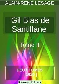 Alain-René Lesage - Histoire de Gil Blas de Santillane 2.