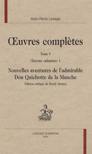Lemememonde.fr Oeuvres complètes - Tome 9, Oeuvres