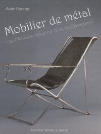 Mobilier de métal - De lancien régime à la restauration.pdf