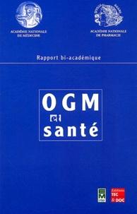 Alain Rerat - OGM et santé.