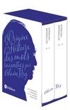 Alain Rey - Dictionnaire historique de la langue française - Coffret en 2 volumes.