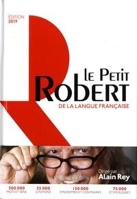 Alain Rey - Le Petit Robert de la langue française.
