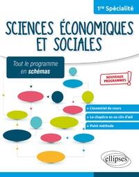 Alain Riou - Sciences économiques et sociales 1re spécialité.