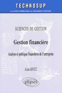 Deedr.fr Gestion financière - Analyse et politique financières de l'entreprise Image