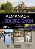 Alain Robert et Joseph Vebret - Almanach du Bourguignon.