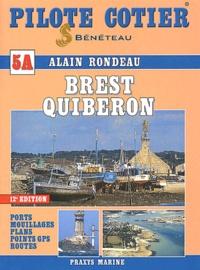 Alain Rondeau - Brest Quiberon.