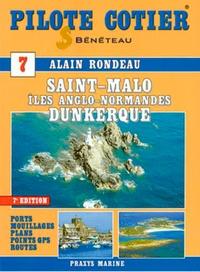 Alain Rondeau - Saint-Malo Dunkerque - îles anglo-normandes. 1 Cédérom