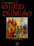 Alain Rossignol - Les lettres diaboliques.
